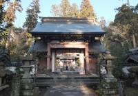 宇奈岐日女神社イメージ2